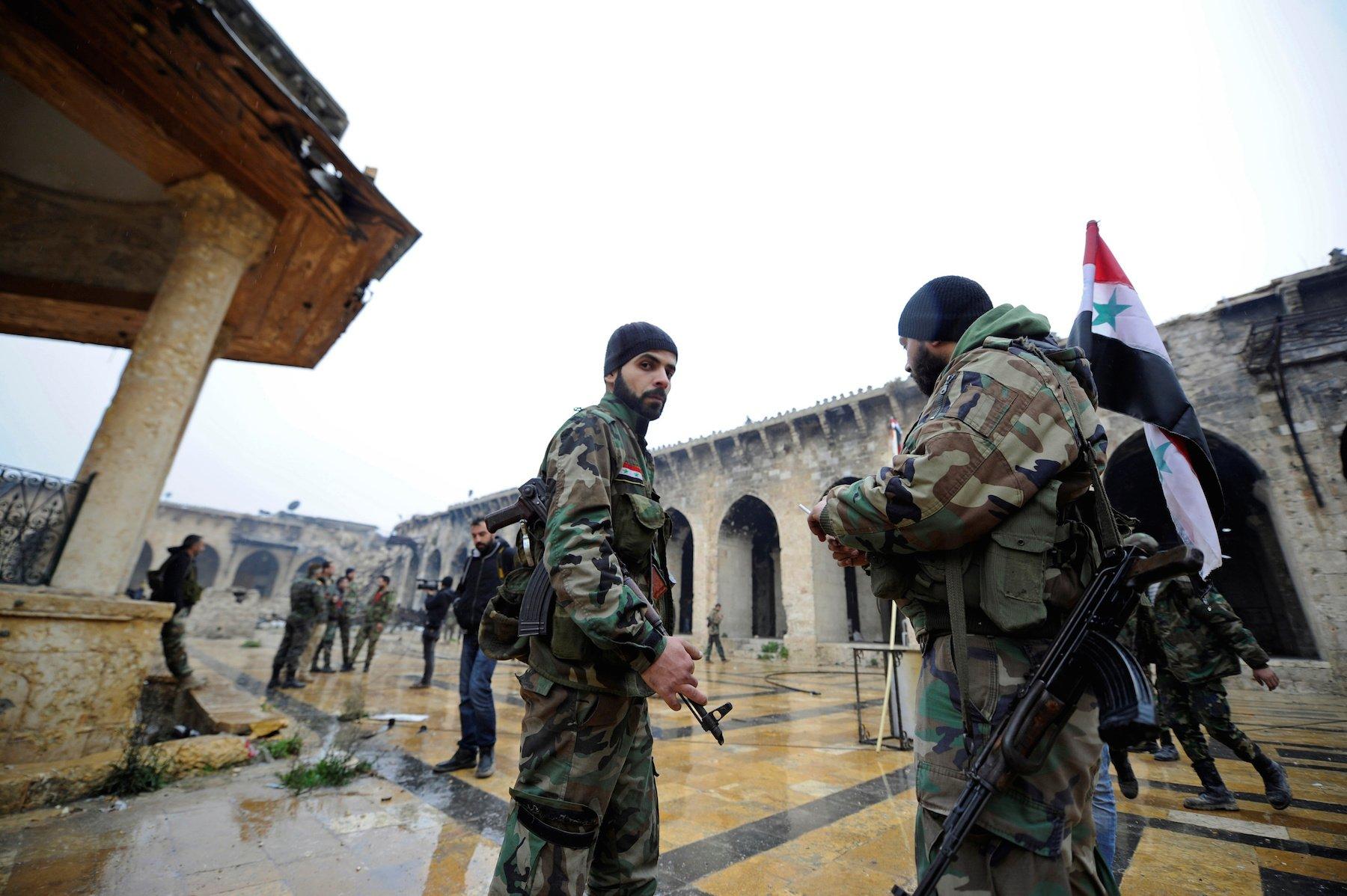 صورة فلسطينيو سوريا فضلوا الهجرة على السلاح