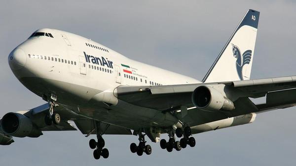 صورة إيران تستخدم طائرات مدنية لإمداد الأسد