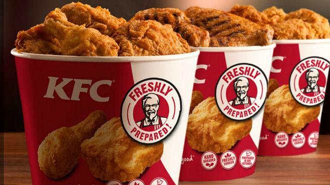 """صورة قريبا في مطاعم """"كنتاكي""""..دجاج خال من المضادات الحيوية"""