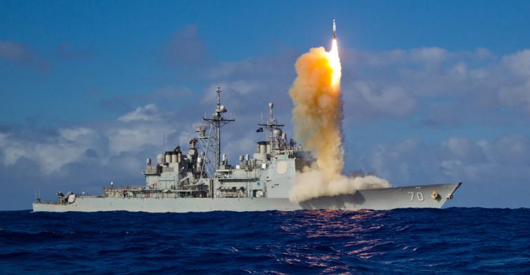 صورة كم تبلغ كلفة الهجوم الصاروخي الأمريكي؟