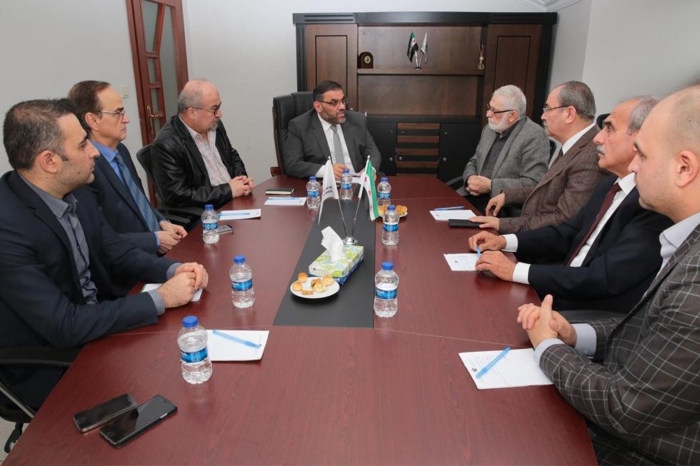 صورة المجلس التركماني: استقرار سوريا يتمثل برحيل الأسد وزمرته