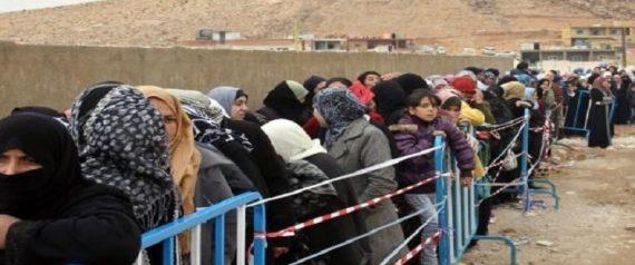 صورة توتر بين الجزائر والمغرب..والسوريون يدفعون الثمن