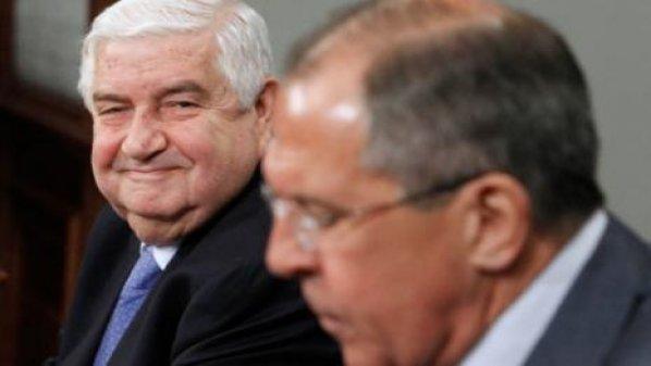 صورة المعارضة: موسكو تغطي جرائم الأسد