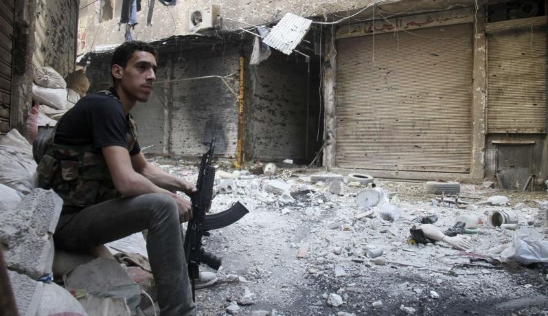 صورة تقدم باتفاق المدن الأربع ومخيم اليرموك