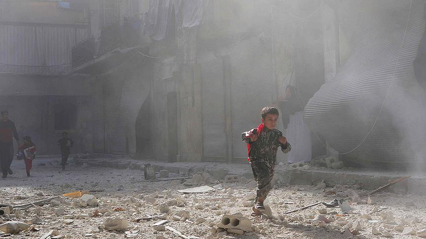 """صورة الأزمة السورية بعد """"جنيف 5"""".. لا حل داخلي دون توافق خارجي"""