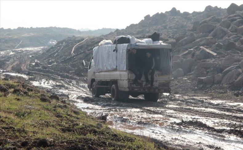 """صورة """"طريق الموت"""" يمنح الحياة لريف حمص"""