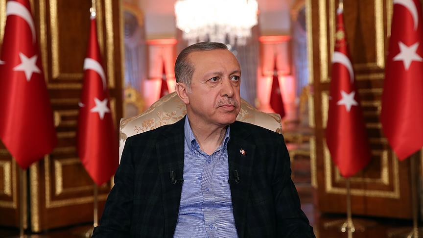 صورة أردوغان: لن نسمح باقتطاع أراض من سوريا.. وإيران تنتهج التوسع الفارسي