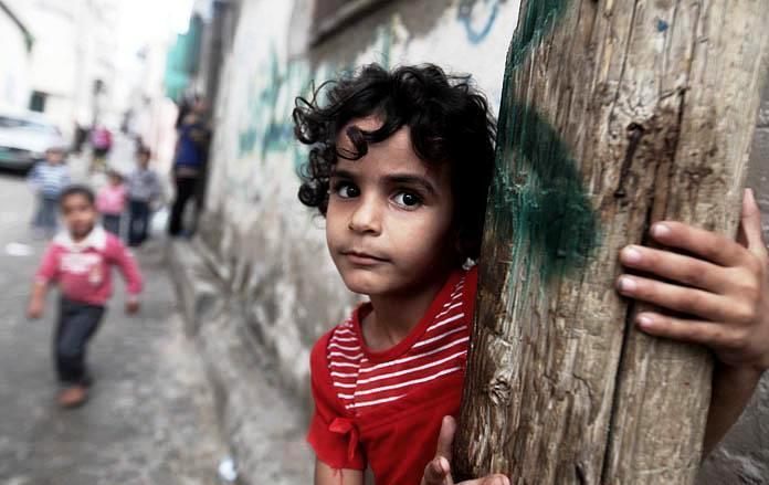 صورة قرابة 3500 لاجئ فلسطيني قضوا بسوريا