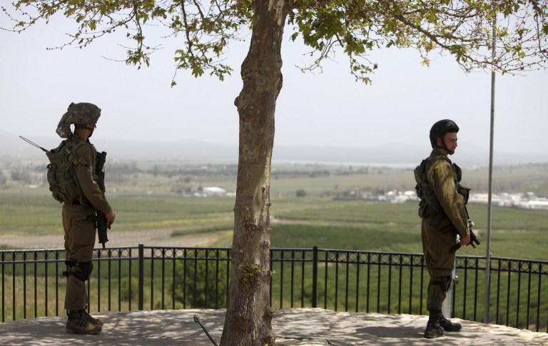 صورة الجيش الإسرائيلي يعتقل سورياً تسلل للجولان المحتل