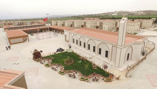 صورة تركيا تفتتح مدينة لأيتام سوريا