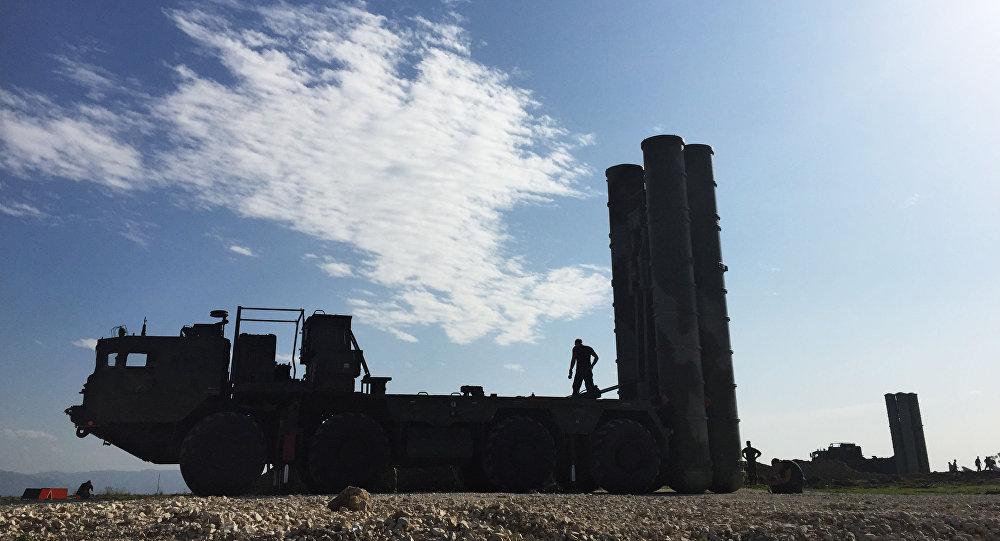 صورة صانع صواريخ إس 400 عن أدائها بسوريا: نرى ولا نسقط