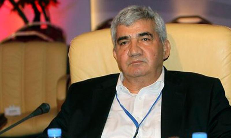 صورة رياض سيف..سادس رئيس للائتلاف السوري
