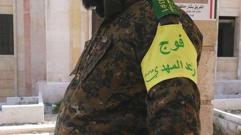صورة إيران تصنع ميليشيا جديدة بمنبج (وثائق)