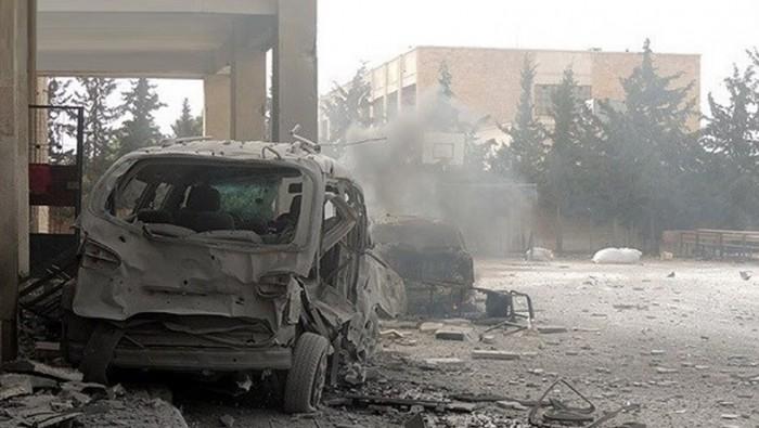 صورة 25 قتيل لأحرار الشام بهجمات انتحارية