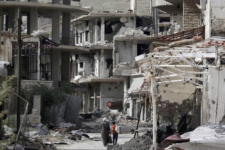 صورة مركز دراسات: بقاء الأسد مصلحة حيوية لإسرائيل