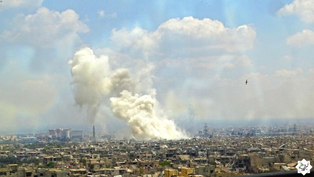 صورة الائتلاف يدعو مجلس الأمن للاجتماع حول الغوطة والقابون
