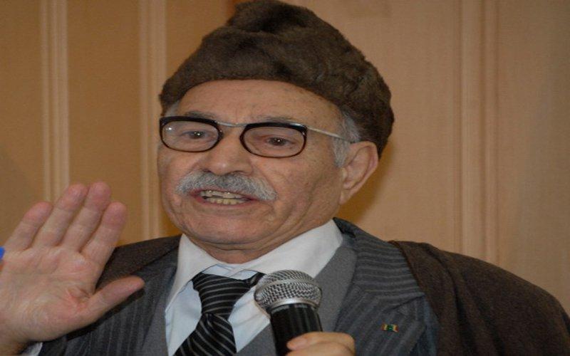 صورة وزير جزائري يطلق النار على زوجته