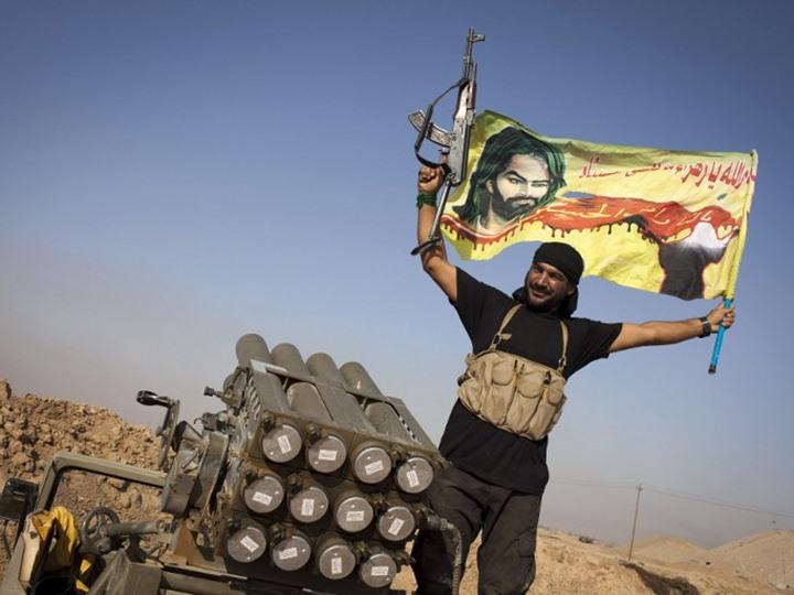 """صورة زحف شيعي نحو """"الهلال""""وواشنطن تسلح"""