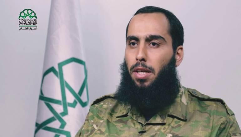 صورة قائد أحرار الشام: منذ 3 سنوات لا جيش للأسد