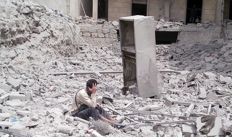 صورة فورين بوليسي: سوريا لم تعد موجودة