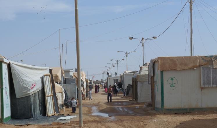 صورة الأردن يعلن وصوله الحد الأقصى بتحمل اللاجئين