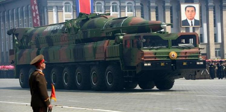 صورة طهران تتبادل التكنولوجيا الصاروخية مع كوريا الشمالية