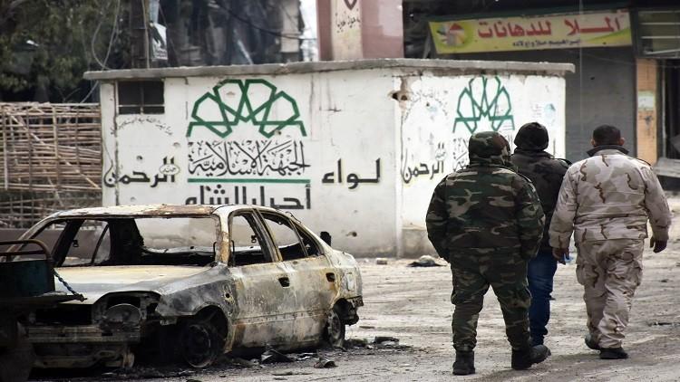 """صورة تحرير الشام: أحرار الشام """"قطاع الطرق"""" وتشكيل لجنة"""