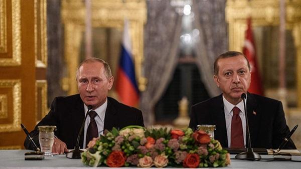 صورة بوتين: العلاقات الروسية التركية تعافت بشكل كامل