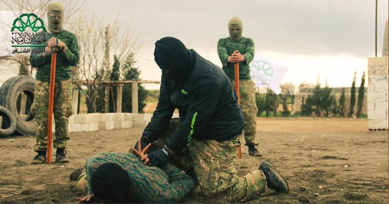صورة أحرار الشام تهاجم فصيل تابع لها بإدلب