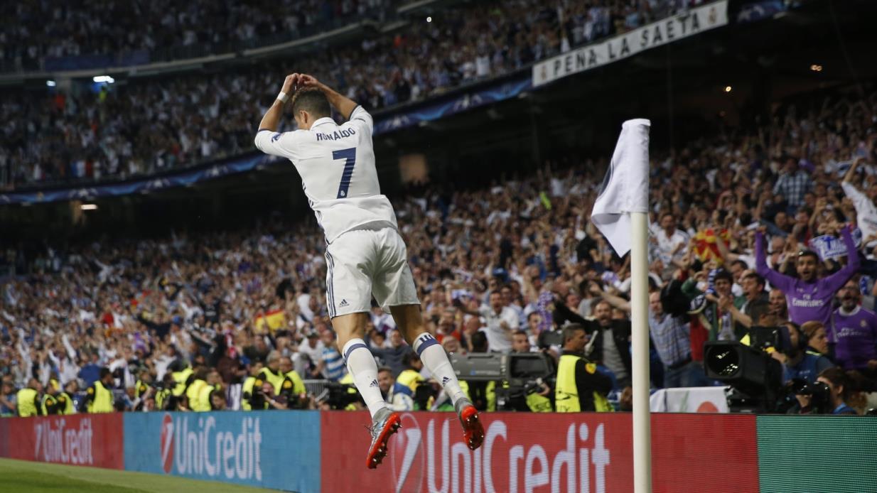 صورة رونالدو يتقاضى مليون يورو بنصف يوم عمل!
