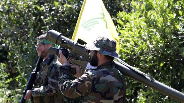 صورة حزب الله: فككنا مواقعنا الحدودية مع سوريا