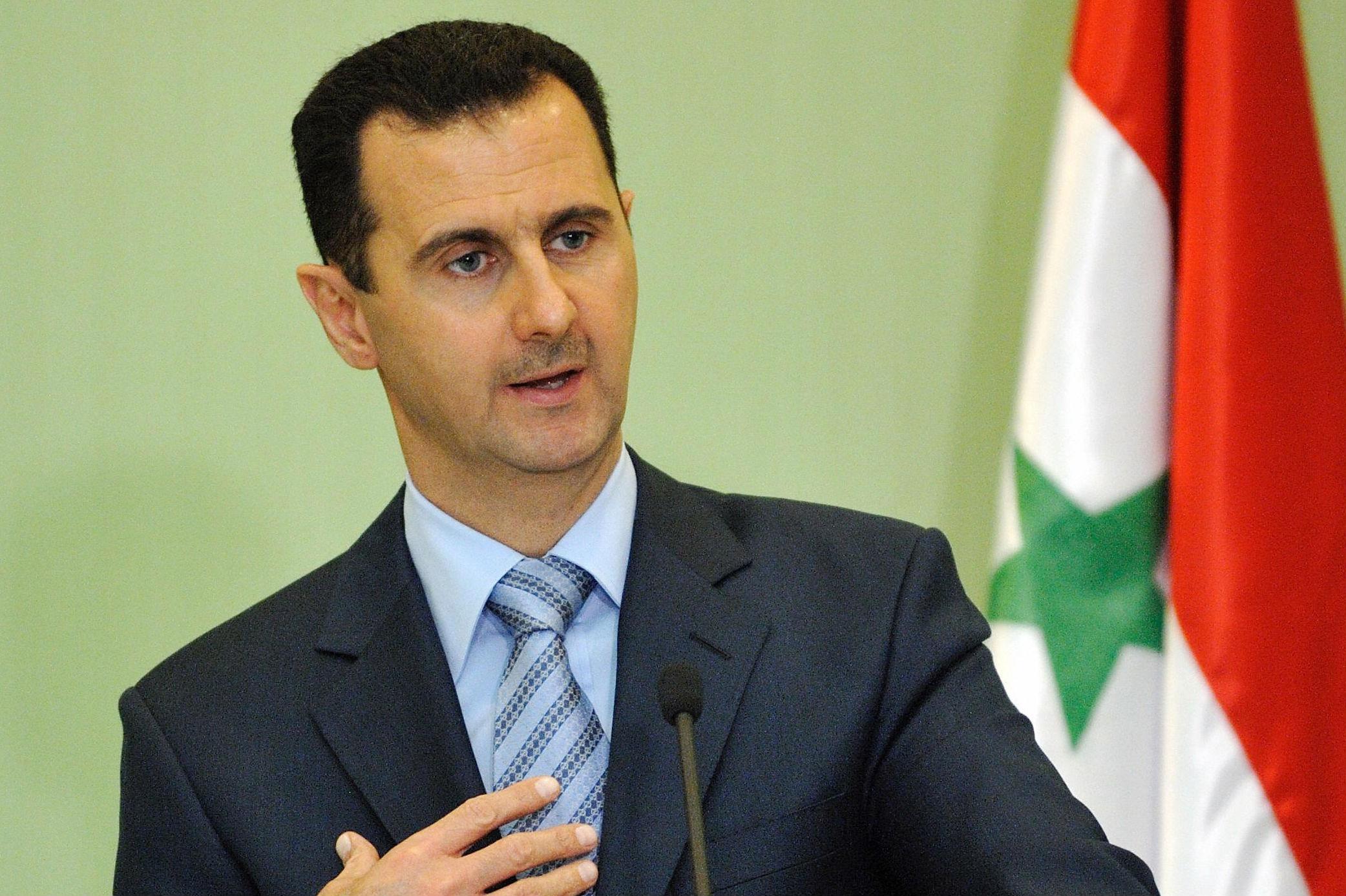 صورة الأسد: لن أتنازل لأنني لا أمتلك الوطن