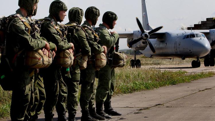 "صورة موسكو: ""قسد"" تهرب ""داعش"" نحو تدمر"