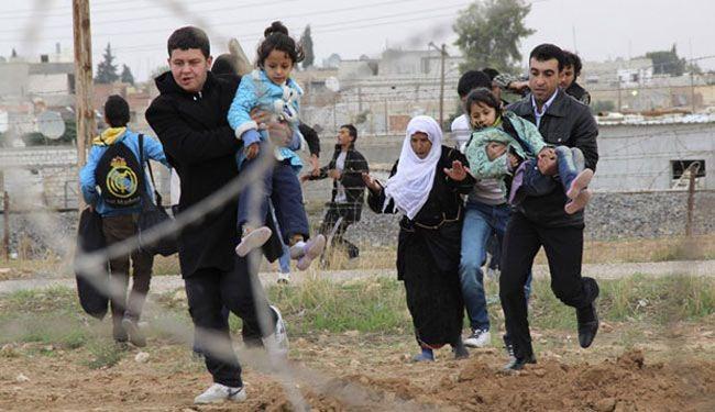صورة مسؤول: المناطق الآمنة لا تقنع اللاجئين بالعودة