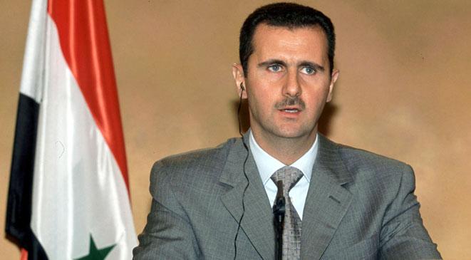صورة تمديد العقوبات الأوروبية على الأسد