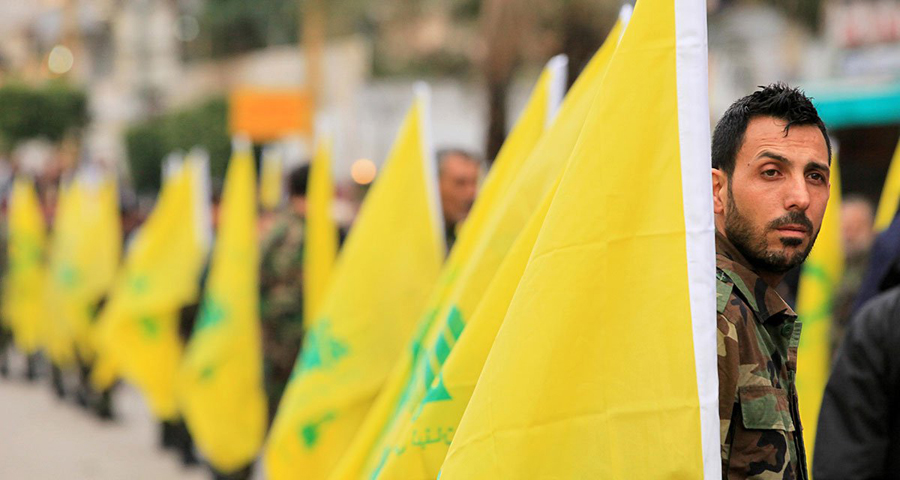 """صورة صحيفة ألمانية: بوادر انهيار """"حزب الله"""""""