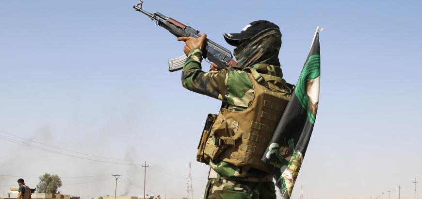 صورة واشنطن بوست: معركة جنوبي سوريا فرصة لتحجيم إيران
