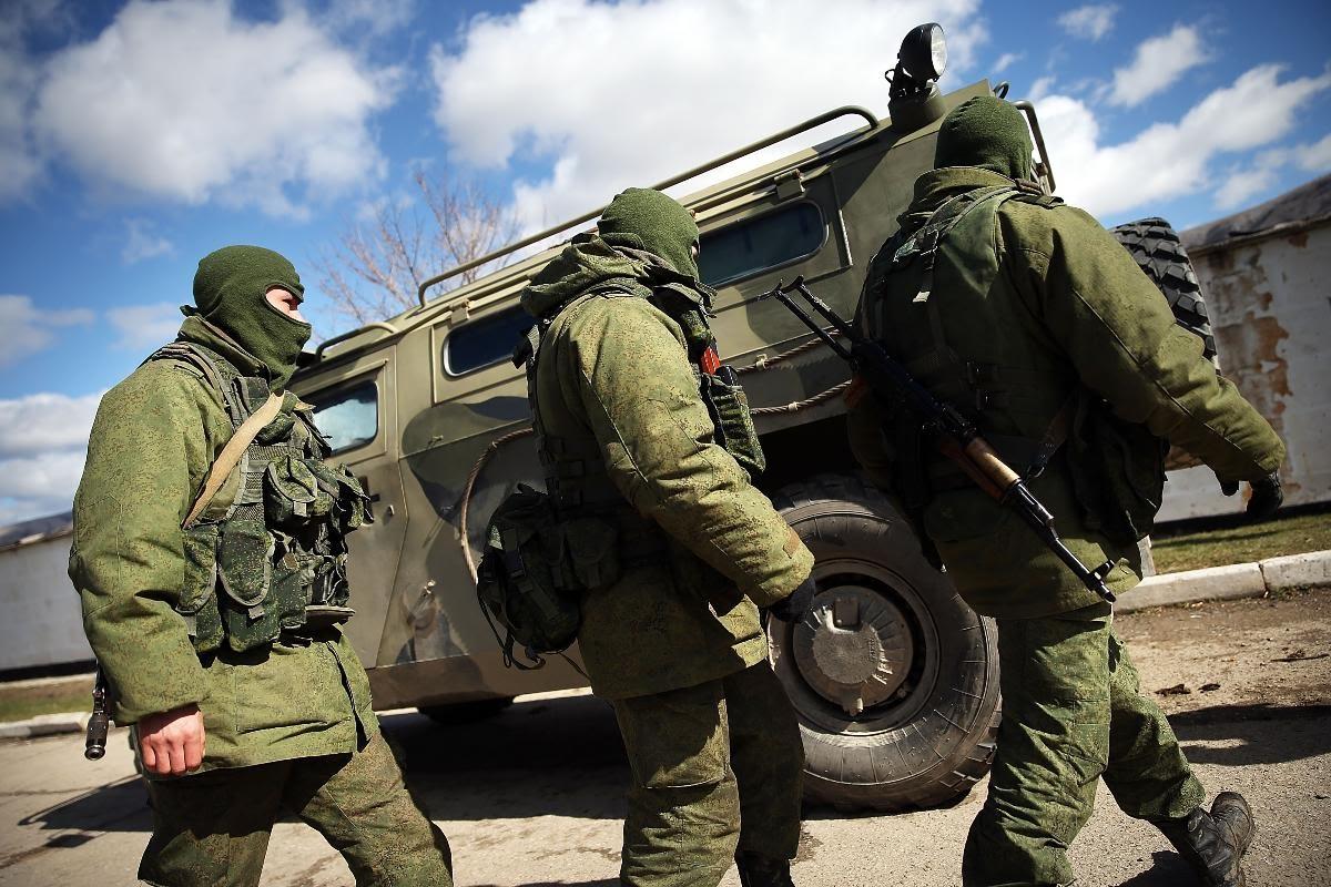 صورة 150 عسكري روسي أصيبوا خلال شهرين