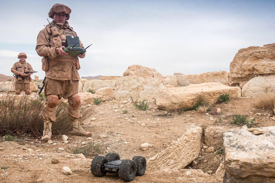 صورة مصرع مستشار عسكري روسي في سوريا