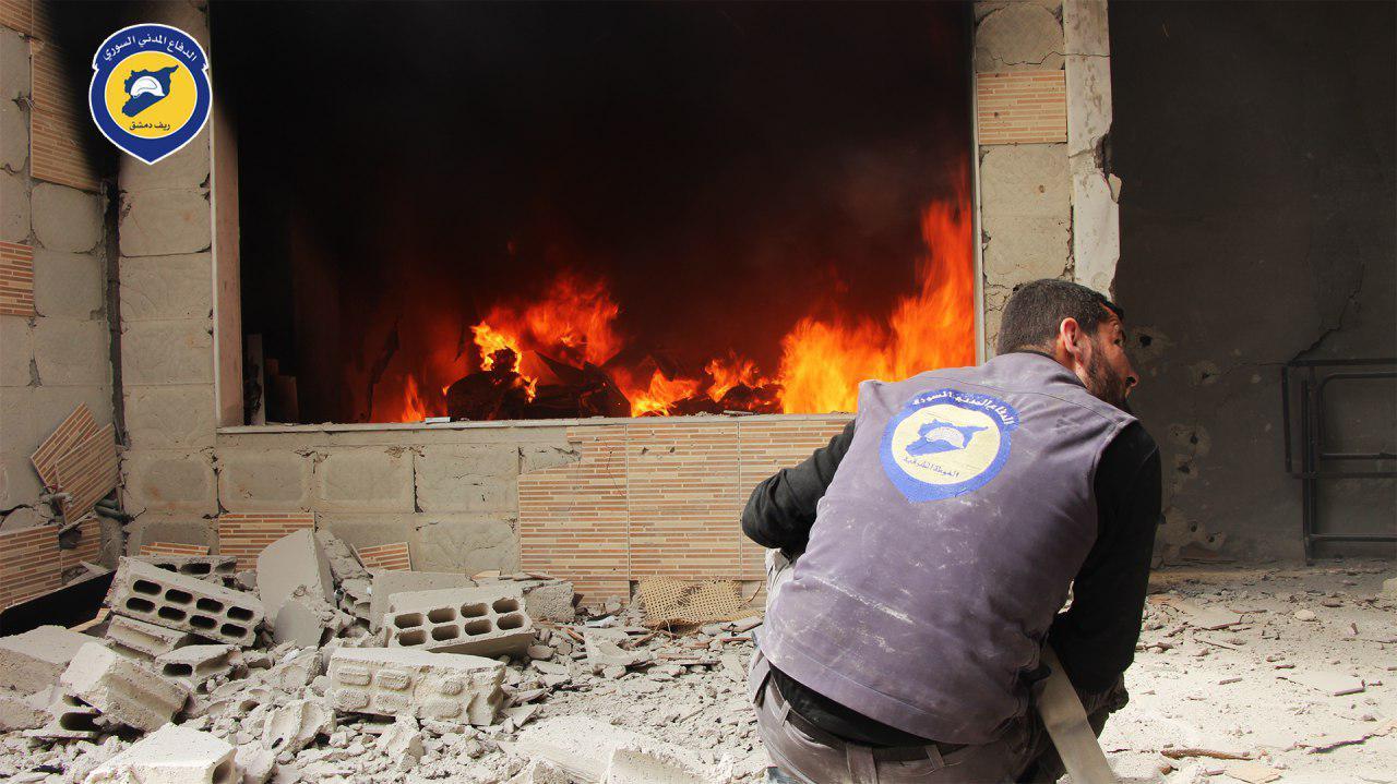 صورة 1014 مدني قتلوا خلال شهر نيسان