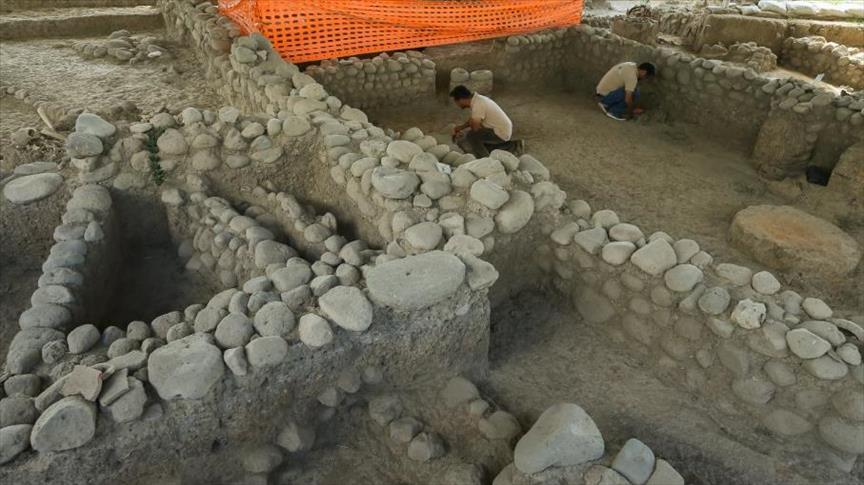 صورة العثور على مجمع سكني فخم عمره 5 آلاف عام بتركيا