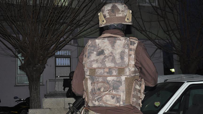 "صورة توقيف 25 مشتبها بانتمائهم لـ""داعش"" بإسطنبول"