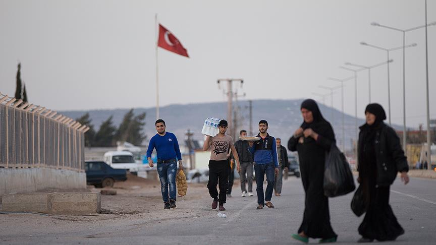 صورة تركيا تعلن مواعيد مغادرة وعودة السوريين خلال عيد الفطر