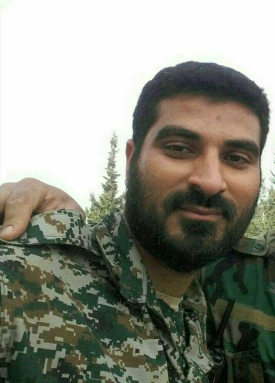 """صورة مصرع مستشار إيراني على يد تنظيم """"الدولة"""""""