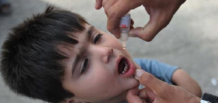 صورة إصابات شلل جديدة تطال أطفال سوريين
