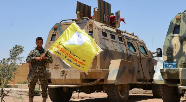 صورة قسد: اتخذنا قرارا بمواجهة الجيش التركي