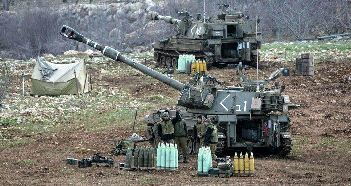 صورة الجيش الإسرائيلي: القنيطرة منطقة عسكرية