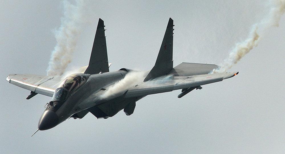 """صورة ميغ 35 الروسية ستدخل سوريا لـ """"التجريب"""""""