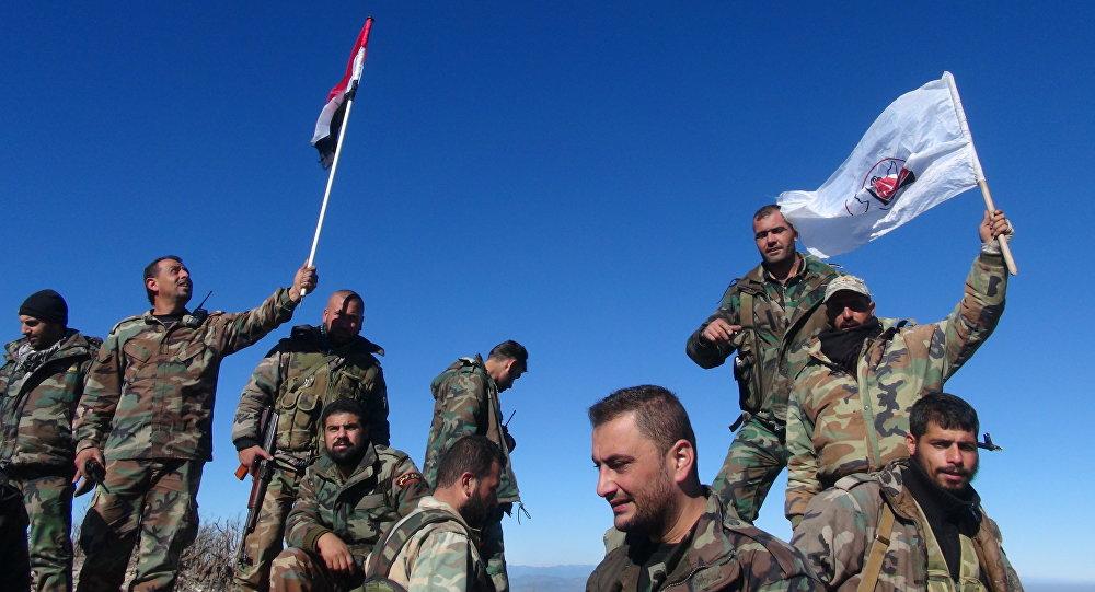 صورة الأسد يسيطر على آخر مواقع التنظيم بريف حلب