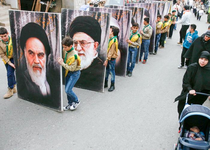 """صورة واشنطن: الصراع الطائفي بالمنطقة سببه """"إيران"""""""